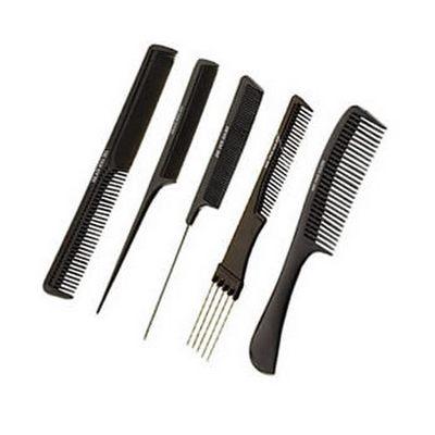 Head Jog Black Comb Set