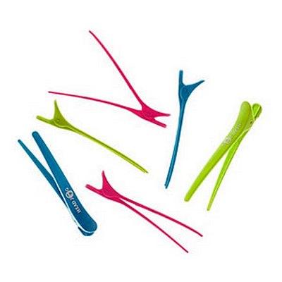 Hair Tools Head Jog Neon Kip-itz Pack 6