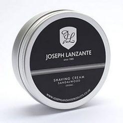 JOSEPH LANZANTE Sandlewood Shaving Cream 200ml